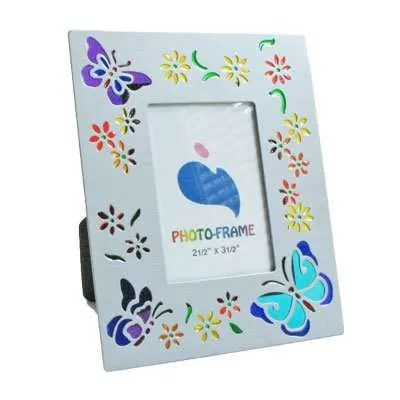 Silhouette Photo Frame - Butterfly