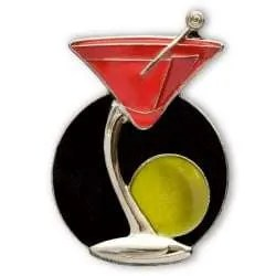Finders Key Purse - Martini