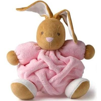 Kaloo Medium Pink Plume Rabbit