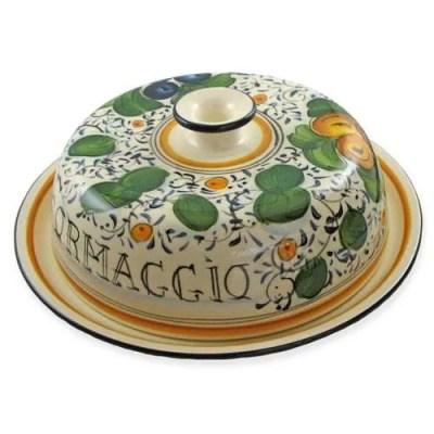 Ceramic Cheese Dish
