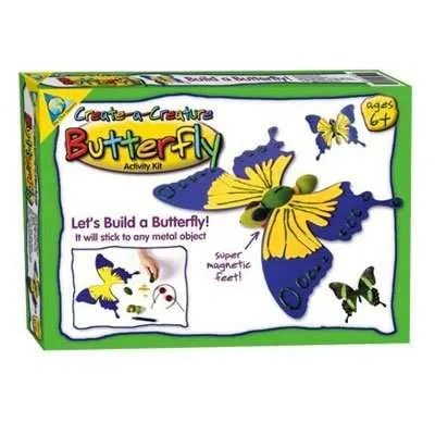 Butterfly Create-a-Creature Activity Kit