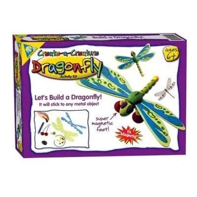 Dragonfly Create-a-Creature Activity Kit