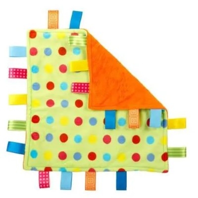 Little Taggies Security Blanket - Dots