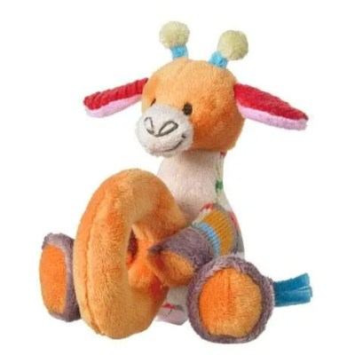 Happy Horse Giro Giraffe Baby Rattle