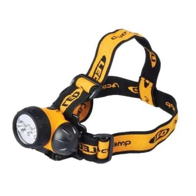 3-LED Headlamp by AceCamp