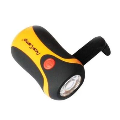 LED Dynamo Flashlight by AceCamp