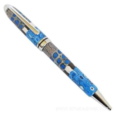 Handcrafted Euro-style Pen by Wanda Shum