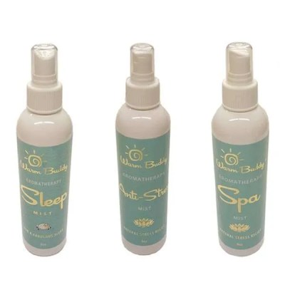 Warm Buddy Aromatherapy Spa Mists