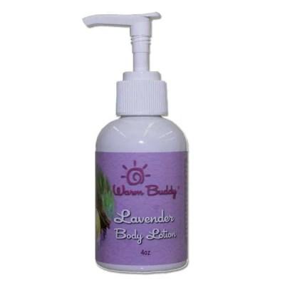 Warm Buddy Lavender Body Lotion