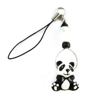 Panda Zipper Pull