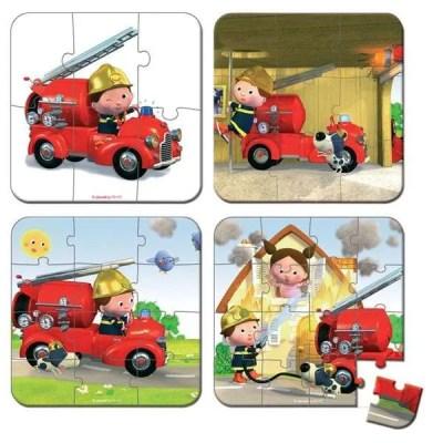 Leon's Fire Truck Puzzles