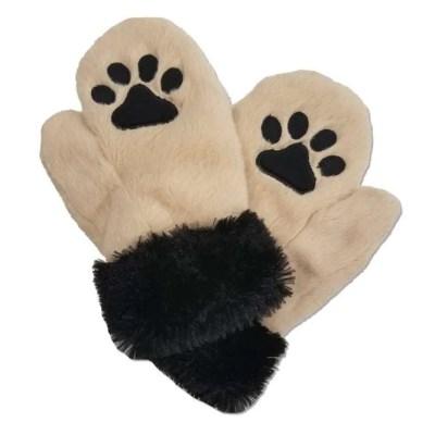 Puppy Paw Mittens by Warm Buddy