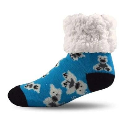 Pudus Polar Bear Socks