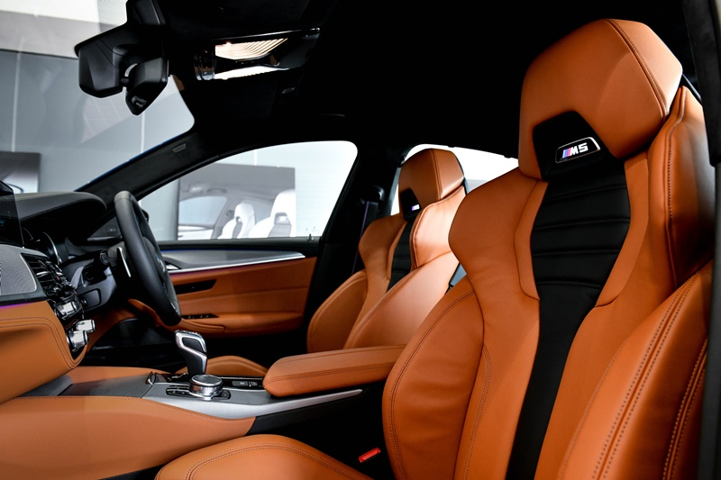 Exclusive Preview of the All New BMW M5 11