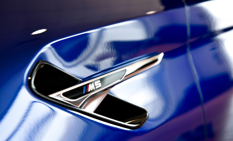 Exclusive Preview of the All New BMW M5 19