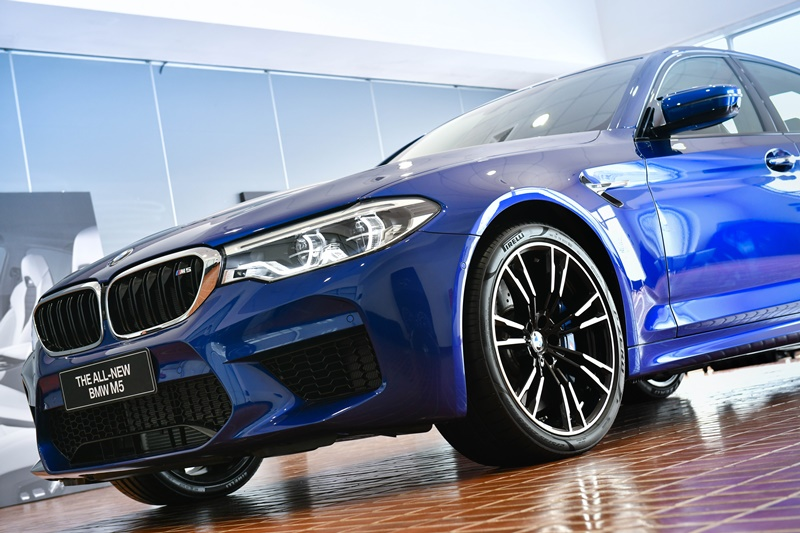 Exclusive Preview of the All New BMW M5 21