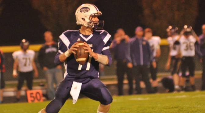 Nooskack Valley Top 15 Highest Completion Percentage in a Game