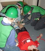 Triage/treatment course