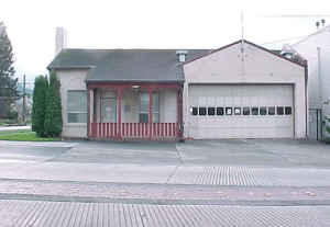 Fire Station No. 2 circa 2001
