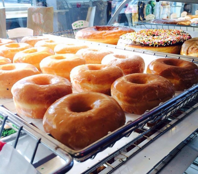 rocket donuts