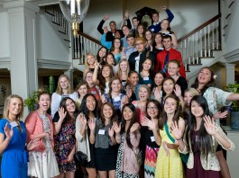 Comcast Leaders and Achievers Scholarship Recognition Reception