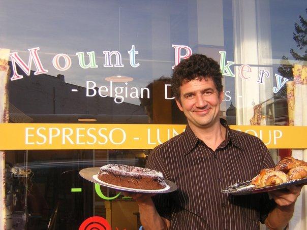 mount bakery