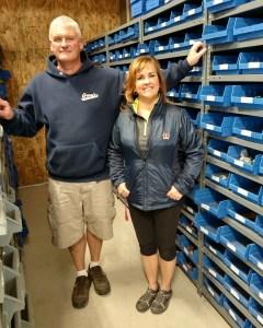 Gary and Mary Gibb--Gary's Plumbing & Heating