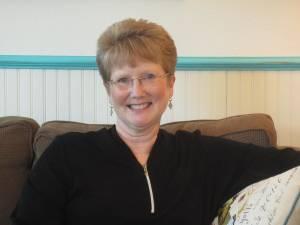 """""""Lila"""" series author, Sheryl Hershey. Photo courtesy: Sheryl Hershey."""