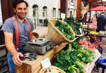 Bellingham Farmers Market vendor Skuter Fontaine