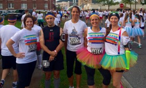 North Sound Singles Color Run