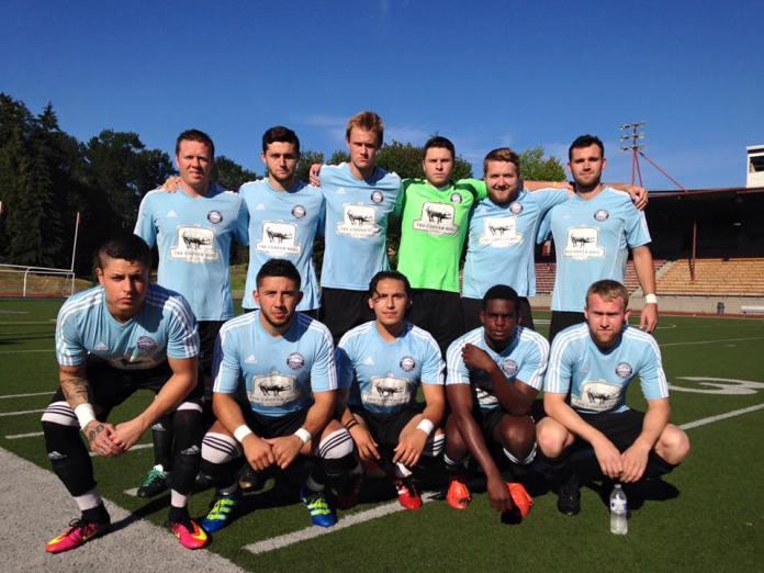 Bellingham United team