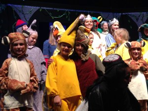 Mount Baker Theatre's educational programs