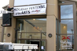 Holiday Festival of the Arts, Cordata Place Shopping Center, Allied Arts