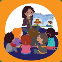 Toddler Storytime @ WCLS Ferndale Library | Ferndale | Washington | United States