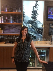 Becky Doll joined the SpringHill Suites by Marriott team to be Food & Beverage Manager, but realized that she wanted to push herself further. Now she's the hotel's Operations Manager. Photo credit: Sara Holodnick.