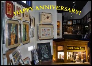 Happy Anniversary 2017 @ Fourth Corner Frames & Gallery | Bellingham | Washington | United States