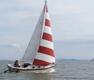 One of Robb's previous boats he owned for twenty-five years - his longest relation(ship). Photo courtesy: Dave Robb.