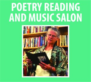 Poetry Reading and Music Salon @ WCLS South Whatcom Library   Bellingham   Washington   United States
