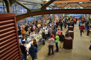 A large crowd gathered to enjoy the 2016 Recreation Northwest EXPO. Photo credit: Todd Ellsworth.