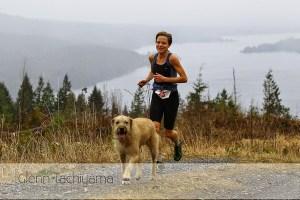 Stewart Mountain 1/2 Marathon & 10k @ North Lake Whatcom Trailhead (Hertz Trail)