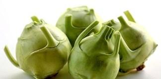 Joe's Gardens Fresh Recipes---Kohlrabi