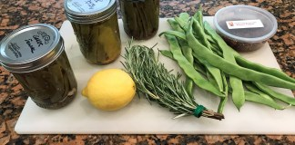 Joe's Gardens Fresh Recipes---Pickled