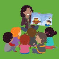 Blaine Toddler Storytime @ WCLS Blaine Library | Blaine | Washington | United States