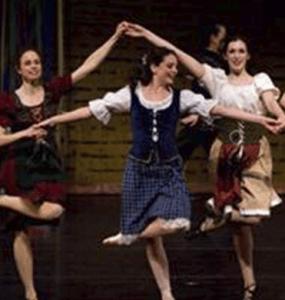 Northwest Ballet Theater Presents: Celtic Legend @ Mount Baker Theatre   Bellingham   Washington   United States