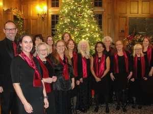 Allegra Women's Ensemble Auditions @ Studio | Ferndale | Washington | United States