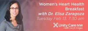 Women's Heart Health Breakfast @ Windows on the Bay | Bellingham | Washington | United States
