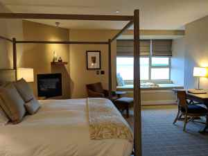 winter getaway at The Chrysalis Inn & Spa