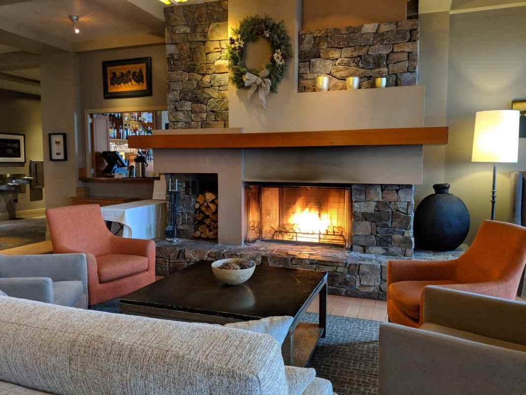 winter getaway at The Chrysalis Inn & Spa