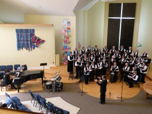 Together In Song @ St. James Presbyterian Church | Bellingham | Washington | United States
