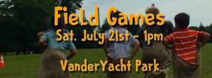Field Games @ VanderYacht Park | Ferndale | Washington | United States